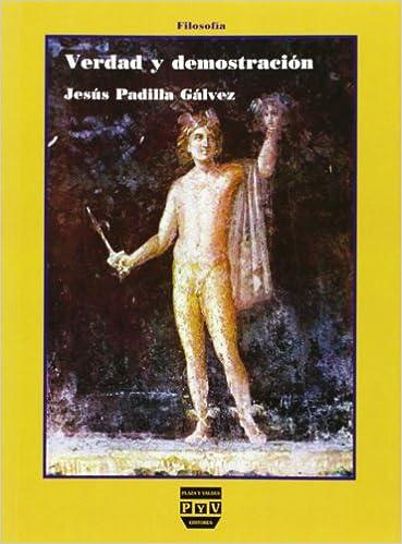 Verdad Y Demostración Amazonde Jesús Jesús Padilla Gálvez