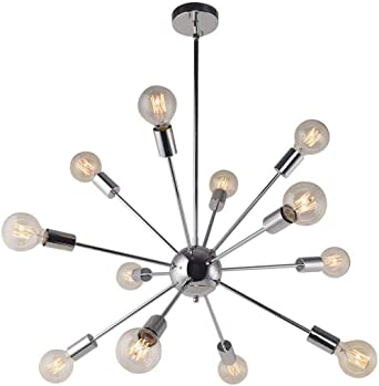 Attic Chandeliers Lamp Fitting for Bedroom Living Room
