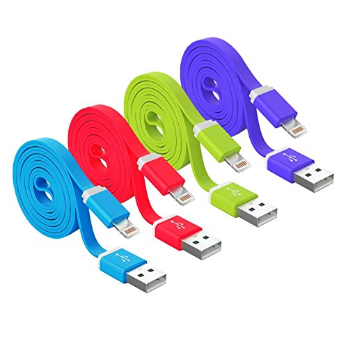 Lightning Assorted Colors Noodle Charger