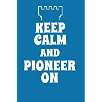 Keep Calm And Pioneer On: JW Gifts International Convention Gift Notebook