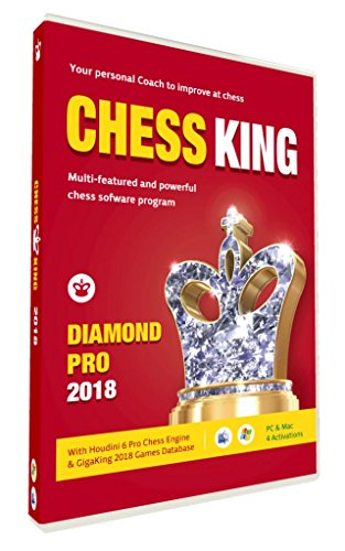 Chess King Diamond PRO 2018 with Houdini 6