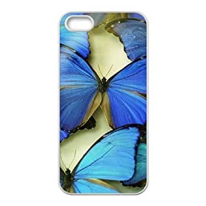 Butterfly Unique Fashion Printing Phone Case for Iphone 5,5S,personalized cover case ygtg523322