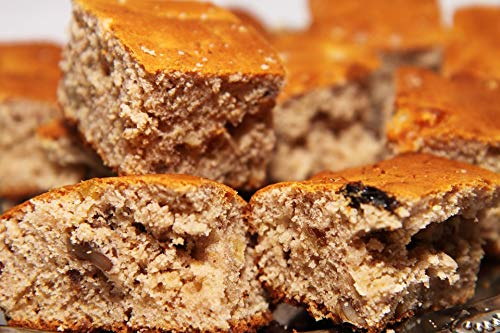 Home Comforts Peel-n-Stick Poster of Cakes Cake Crunchy Bread Baking Breakfast Walnut Vivid Imagery Poster 24 x 16 Adhesive Sticker Poster Print