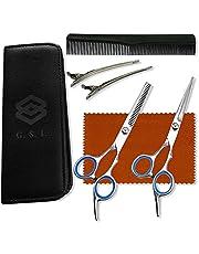 """Hair Cutting Shears 7 PCS Set 6.7"""" Length"""