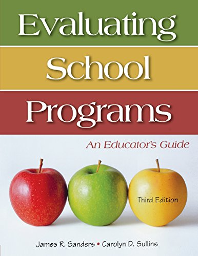 Evaluating School Programs: An Educator′s Guide