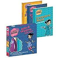 Billie B Skipping!: Includes 3 books + a special edition Billie B skipping rope