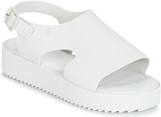 Melissa Hotness Sandals Women White