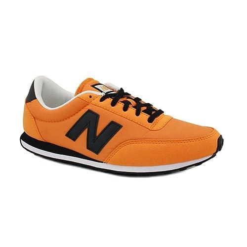 e8930155 New Balance 410 U410YK Zapatillas Deportivas de Nailon y Textil para Hombre  Naranjas y Negras - 47: Amazon.es: Zapatos y complementos