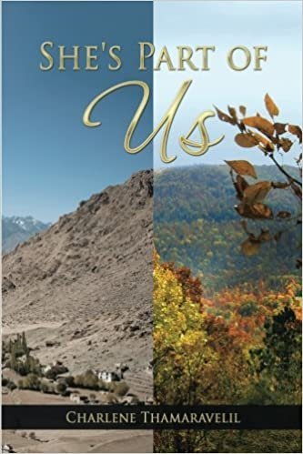 Book She's Part of Us by Charlene Thamaravelil (2015-09-28)