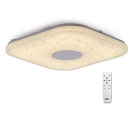 Kusun LED luces de techo montaje empotrado para sala de ...