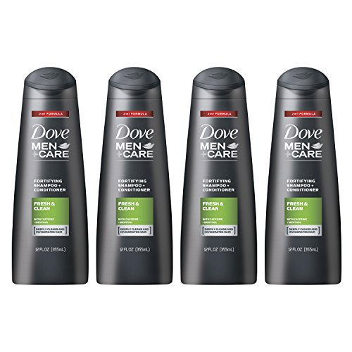 Dove Shampoo Conditioner Fresh Clean