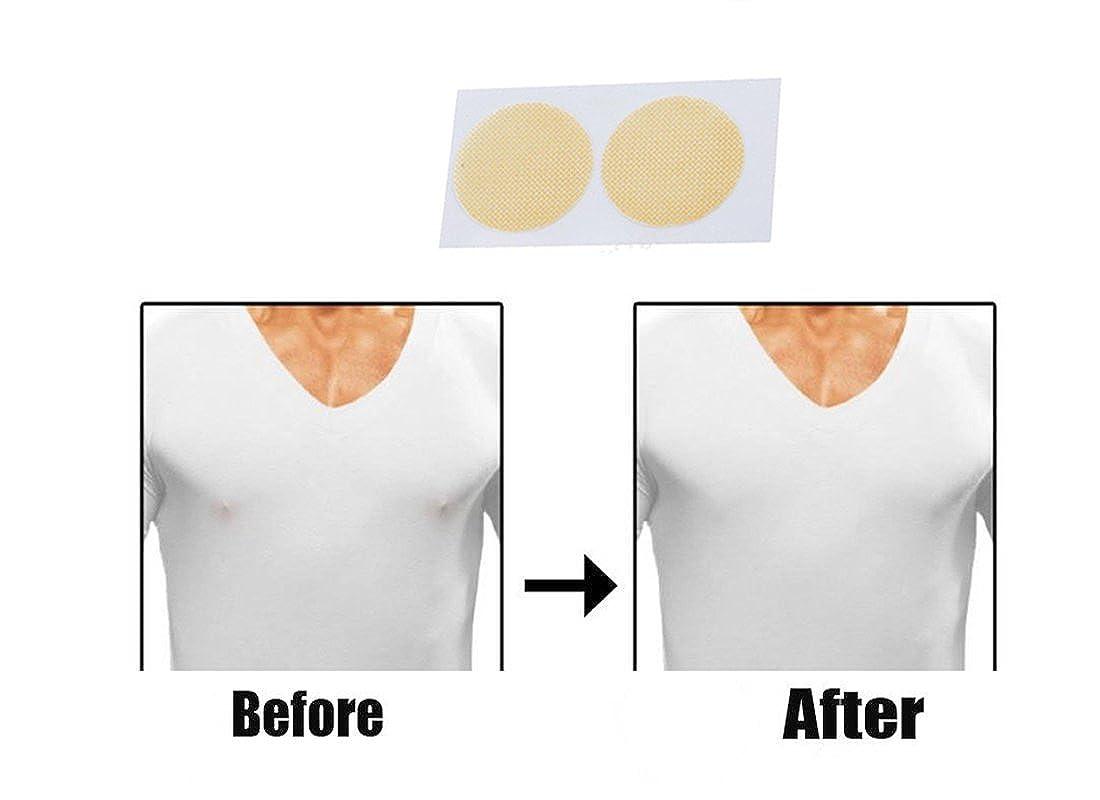 Prettyia 5 Paar Herren Nippel-Abdeckung Brustwarzenabdeckung Brust