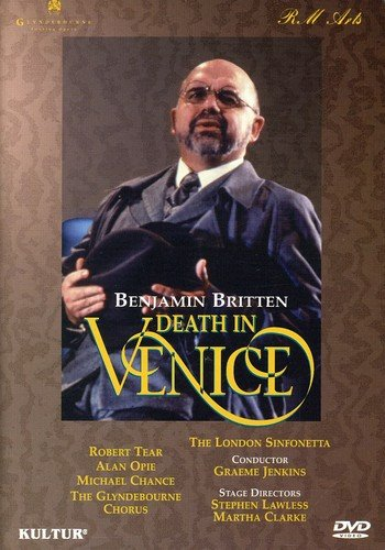 Britten – Death in Venice / Jenkins, Tear, Opie, Glyndebourne Opera