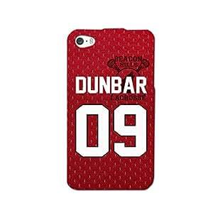 Teen Wolf Derek Hale inspired jersey beacon hills lacrosse iPhone 6 4.7 and iphone 6 4.7 Custom Case - iBrandusa