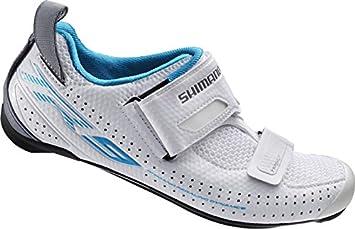 SHIMANO SH-TR9 - Zapatillas Mujer - Blanco Talla 41 2017: Amazon.es: Ropa y accesorios