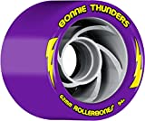 Rollerbones Bonnie Thunders Signature Wheel Set of 8 Rollerskate Wheels