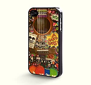 The Beatles Pattern Plastic Hard Case For iPhone 4 case iPhone 4s case