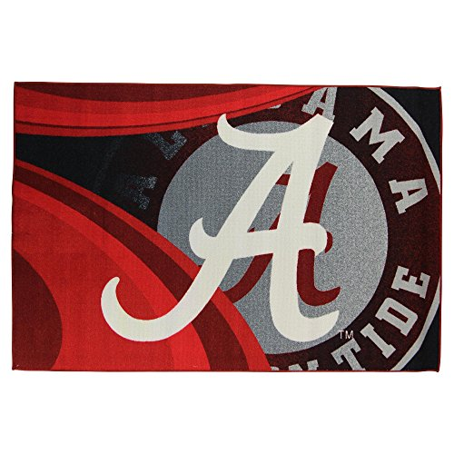 Alabama Crimson Tide Rug - 4