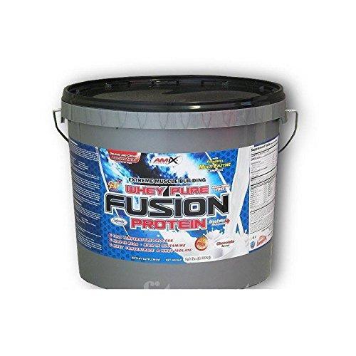 Amix Whey Pure Fusion Proteínas - 4000 gr_8594159534360: Amazon.es: Salud y cuidado personal