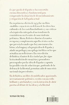 Lo que queda de España (Artículo 20): Amazon.es: Jiménez Losantos, Federico: Libros