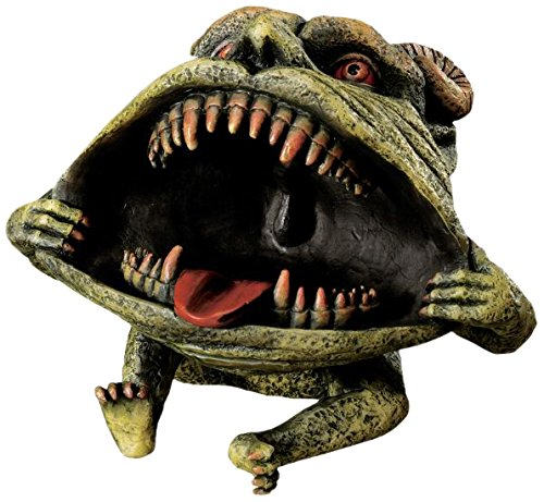 Design Toscano Desktop Gothic Goblins (Set Includes: Dieter the Dragon & Thaddeus the Troll)