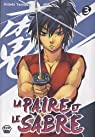 La paire et le sabre, tome 3 par Yamada