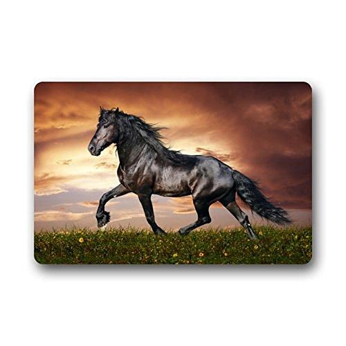 Horse Doormats Kritters In The Mailbox Horse Doormat