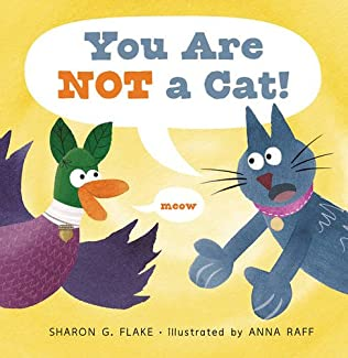 book cover of You Are Not a Cat!