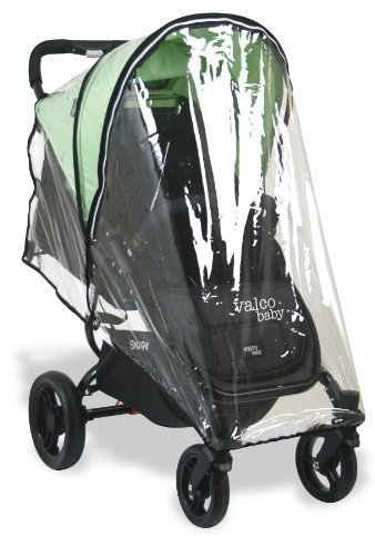 Snap & Snap4 Single Stroller Raincover and Weather Shield