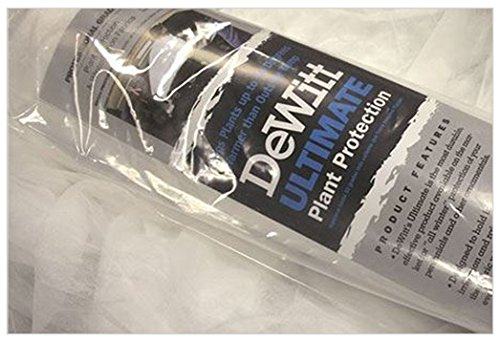DeWitt ULTIMATE15 Ultimate 2.5oz 15'x 250' Roll Frost Cloth Freeze Plant Protect by DeWitt