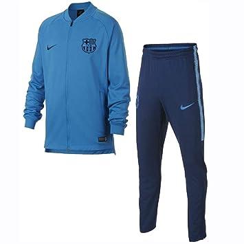 Nike FCB Y Nk Dry Sqd TRK Suit K Tracksuit 4a0eeb83538