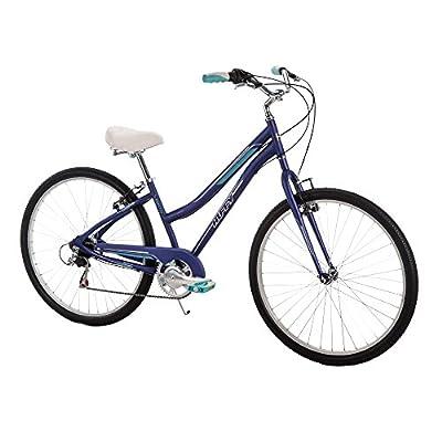 Huffy 27.5 Parkside Women's Bike, Blue
