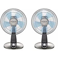 Rowenta VU2660 Turbo Silence Extreme Electronic Table Fan (2 Pack)
