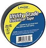 General Purpose Vinyl Electrical Tapes, 60 ft x 3/4 in, Black (374 Pack)
