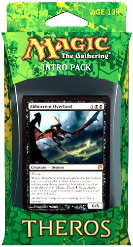Amazon Magic The Gathering Theros Intro Pack Black Abhorrent