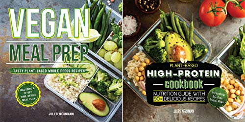 Amazon com: Plant-Based High-Protein Cookbook: Nutrition