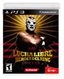 Lucha Libre Heroes Del Ring - Playstation 3