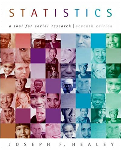 Livre de téléchargements gratuits Statistics: A Tool for Social Research FB2 by Joseph F. Healey