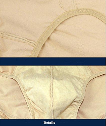 Jolie Butt Lifter Shapewear Panty Acolchado Hip Enhancer Sin Costura Ropa  Interior para Hombres 57e3c350bd9