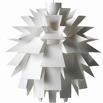 Normann Copenhagen Lampe Norm 69 Large In Weiß Mit Fassung: E 27