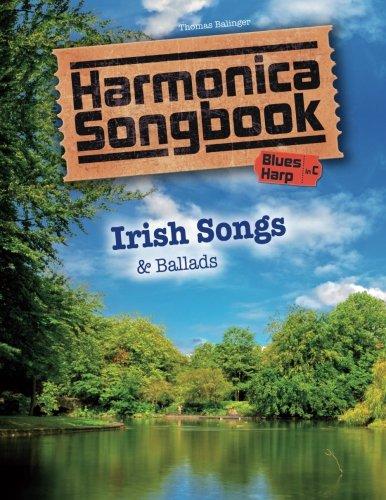 - Harmonica Songbook: Irish Songs & Ballads