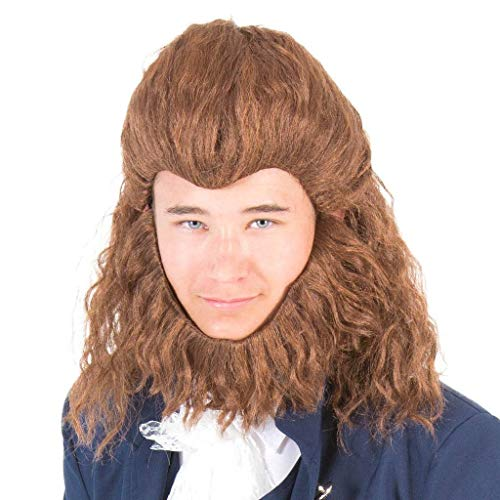 Beast Adult Costume Wig and