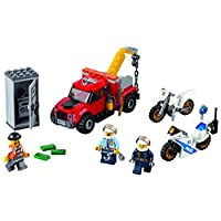 LEGO City Police Tow Truck Trouble 60137 Building Toy Deals