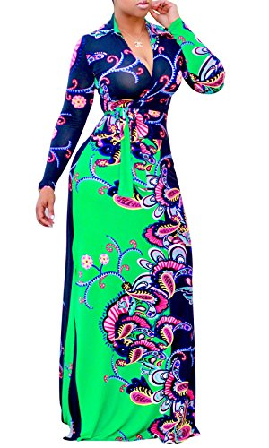 chic african dresses - 4