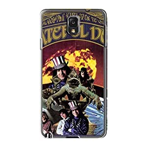Samsung Galaxy Note3 Mhr1559nTXM Allow Personal Design HD Grateful Dead Pattern Protector Hard Cell-phone Case -KellyLast