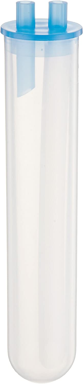 Bel-Art Polypropylene Vacuum Traps with Polypropylene Caps; 100ml (Pack of 6) (F19919-0000)