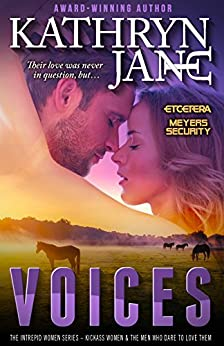 Voices (Intrepid Women Book 4) by [Jane, Kathryn]