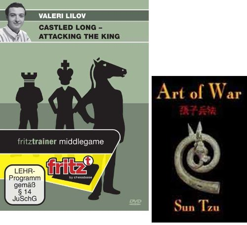 Attacking Set (Valeri Lilov: Castled Long – Attacking the King DVD)
