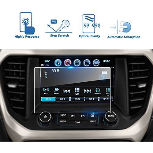 LFOTPP 2017-2018 GMC Acadia 8-Inch IntelliLink Car Navigatio