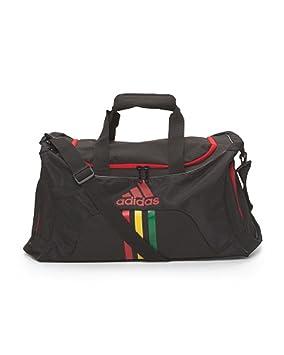 Image Unavailable. Image not available for. Colour  ADIDAS Scorer Medium  Duffel Bag Black Combo 54ecbec49abf9